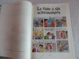 Johan Et Pirlouit La Flûte à Six Schtroumpfs - Johan Et Pirlouit