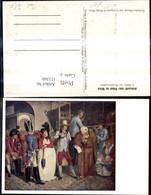 113360,Künstler Ak Post Postwesen Ankunft D. Post I. Wien 18. Jhdt - Post & Briefboten