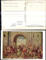 113467,Künstler Ak Post Postwesen Staatspost D. Röm. Kaiserreiches Standlager Carnunt - Post & Briefboten