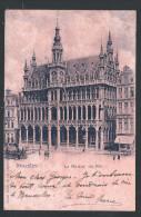 CPA - BRUXELLES - BRUSSEL - La Maison Du Roi - E.Veeck - 1899  // - Monumentos, Edificios