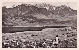 Thüringen Mit Bludesch Und Nenzing In Vorarlberg * 1958 - Autriche