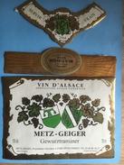 1225 - Metz-Geiger 2004 - Gewurztraminer