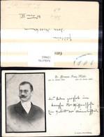 129862,Dr. Hermann Franz Müller Arzt Wissenschaft Döbling - Künstler