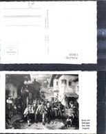 130353,Künstler Ak Franz V. Defregger Das Letzte Aufgebot - Geschichte