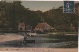 CPA 61 SAINT-REMY - Le Moulin Du Pont De La Mousse - France
