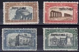 1927 Italie Colonie TRIPOLITANIA  Milizia  I - Sas 39/42   * MVLH - Tripolitania