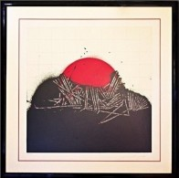 Emilio Scanavino,  Litografia 1974 (75) - Litografia
