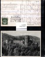 2004573,Schloss Heidelberg - Postcards