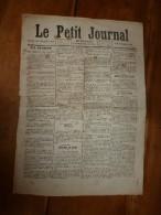 29 Sept 1870  LE PETIT JOURNAL..c'est Le Siège De Paris..les Pigeons Apportent Les Nouvelles...etc - Journaux - Quotidiens