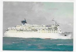 CAR FERRY - L' ESTEREL - S.N.M CORSE MEDITERARRANEE - CPM GF NON VOYAGEE - 02A - Ferries
