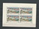 1961 MNH Tschechoslowakei, Sheet, Postfris - Blocs-feuillets