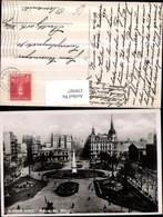 239507,Buenos Aires Plaza De Mayo Platz M. Denkmal - Argentinien