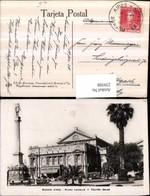 239508,Buenos Aires Plaza Lavalle Y Teatro Colon Säule Gebäude - Argentinien