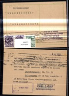 132901,Reklame Geschäftspostkarte Kartonagen Erzeuger Karl Bauer Haunoldmhühle - Werbepostkarten