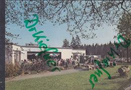 Winterbach Kreershäuschen, Cafe Restaurant Malepartus, Soonwald, Um 1970 - Bad Kreuznach