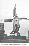 Windmolen    Steenkerke   Zandekemolen 1757-1960          A1847 - Moulins à Vent