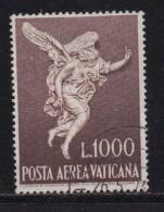 VATICAN, 1962, Used Stamp(s), Angel Gabriel,  Mi 391, #4228, 1 Value - Vatican