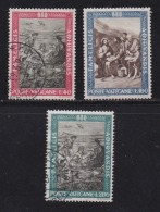 VATICAN, 1963, Mixed Stamp(s), Freedom From Hunger,  Mi 423=426, #4249, 3 Values Only - Vatican