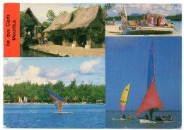 ILE MAURICE/MAURITIUS - ILE AUX CERFS - Mauritius
