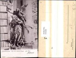 141204,Der Tod Stiftsbibliothek Admont Die Vier Letzten Dinge Statue - Christianisme
