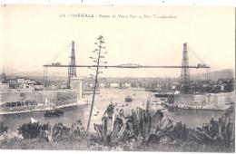 MARSEILLE  Entrée Du Vieux Port Et Le Transbordeur TTB  Neuve - Joliette, Port Area