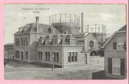 Gasfabriek EINDHOVEN (Ingang) - 1913 Verstuurd Eindhoven (sterstempel) - Turnhout - Eindhoven