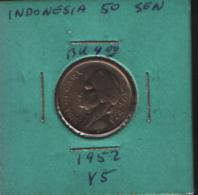Indonesia (1952) 50 Sen - Indonesia