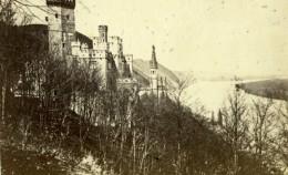 Allemagne Château De Stolzenfels Pres De Coblence Ancienne CDV Photo 1860's - Photographs