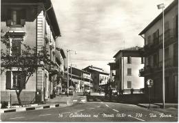 CASTELNUOVO NE´ MONTI - VIA ROMA - Reggio Nell'Emilia