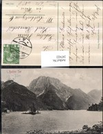 247422,Friuli-Venezia-Giulia Udine Tarvis Tarviso Raibler See Partie - Udine