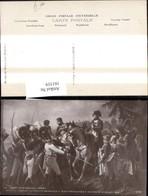 161519,Künstler Ak Napoleon Harangue Les Troupes Bavarosies Et Wurtembergeoises A Abe - Geschichte