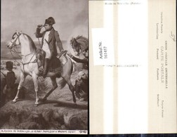 161457,Künstler Ak H. Vernet Napoleon A Wagram Pferd Uniform Schlachtfeld Fernglas - Geschichte