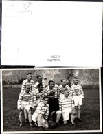 163230,Foto Ak Fussball Sport Gruppenbild A. Rasen - Fussball
