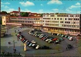 ! Ansichtskarte Kassel , Hauptbahnhof, Gare, Autos, Cars, VW Käfer, PKW, KFZ, Voitures, Hessen - Kassel
