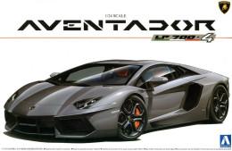 Aventador 1/24 (  Aoshima ) - Cars