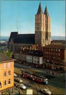 ! 1978 Moderne Ansichtskarte Kassel Straßenbahn, Tramway, Kirche - Tramways