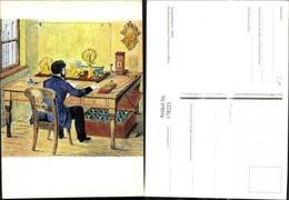 178223,Künstler Ak Telegrafenbüro 1863 Post Postwesen - Post & Briefboten