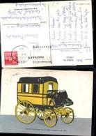 178221,Omnibus Postwagen D. Deutschen Reichspost N. 1871 Post Postwesen - Post & Briefboten