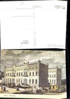 178171,Künstler Ak Postamt Königsberg 1849 Post Office Post Postwesen - Post & Briefboten