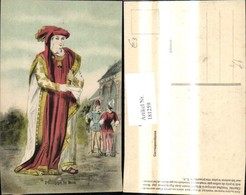 181259,Künstler Ak Philippe Le Bon Mann - Geschichte