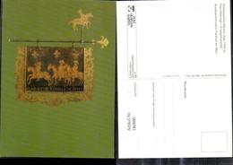 186800,Post Postwesen Posthausschild Altheim Saar 1754 - Post & Briefboten