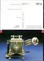 187525,Bayerischer Luxus Fernsprechtischapparat 1893 Bavarian Telephone Telefon Post - Post & Briefboten
