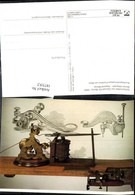 187352,Stiftschreiber V. Samuel F. B. Morse 1846 Post Postwesen - Post & Briefboten