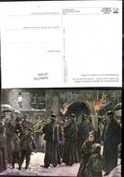 187305,Künstler Ak Werner Zehme Neujahrsblasen D. Berliner Postillione 1890 Post Post - Post & Briefboten