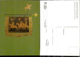 186814,Posthausschild Altheim Saar 1754 Post Postwesen - Post & Briefboten
