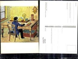 187008,Künstler Ak Telegrafenbüro 1863 Post Postwesen - Post & Briefboten