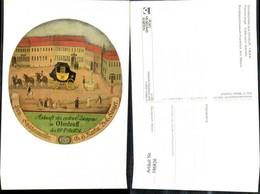 186826,Künstler Ak Schießscheibe Aus Ohrdruff 1834 Post Postwesen Postkutsche - Post & Briefboten