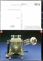 187579,Bayerischer Luxus Fernsprechtischapparat 1893 Bavarian Telephone Telefon Post - Post & Briefboten
