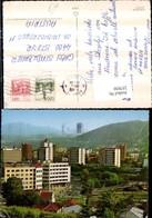 257030,Ckotije Skopje Teilansicht Hochhäuser Kräne - Mazedonien