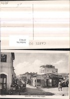 257012,Djibouti Dschibuti Rue Du Village Indigene Straße Häuser - Ohne Zuordnung